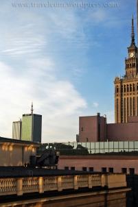 Warszawa - okolice ulicy Jasnej