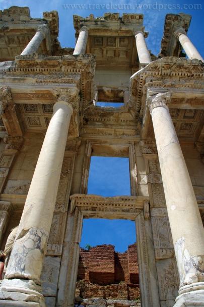 Efez - biblioteka Celsusa