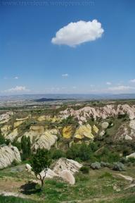 Turcja - Göreme, Kapadocja
